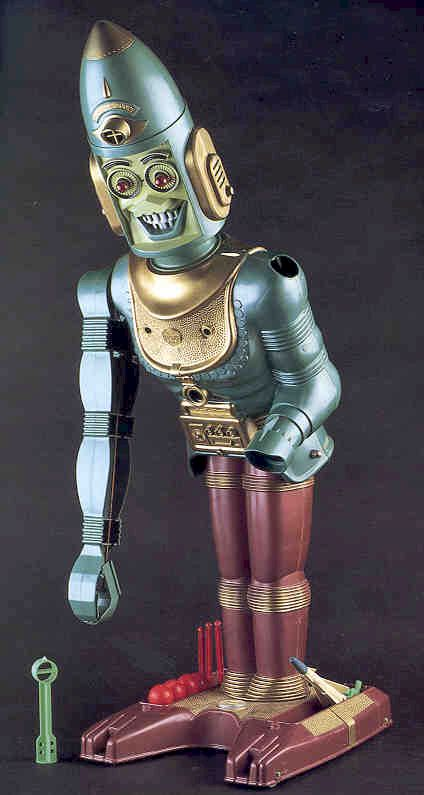 1965 Toys For Boys : Wes clark s toys from the sixties