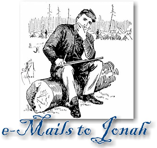 Letters To Jonah Begone