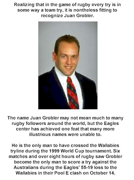 rugby world cup essay